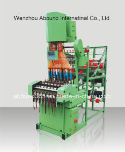 Small Jacquard Needle Loom for Elastic Tape & Jacquard Tape pictures & photos