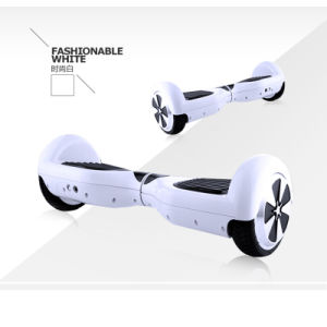 Smartek 6.5inch Self Balancing Electric Scooter Patinete Electrico Skateboard Segboard Scooter with Hebrew and Speed Limited S-010-Cn pictures & photos