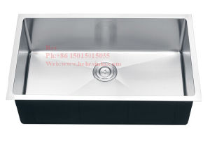 Stainless Steel Handmade Kitchen Sink, Stainless Steel Sink, Sink, Handmade Sink pictures & photos