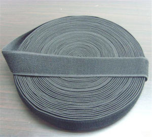 Dacron Gray Hook and Loop Velcro Cable Tie pictures & photos