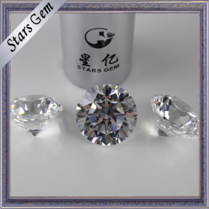 Excellent Shining Star Cut Various Szie and Color Cubic Zirconia pictures & photos