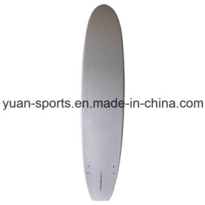 Epoxy Sup Board, Surfboard with Bamboo Veneer High Glossy Surface pictures & photos