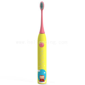 Rechargeable Electric Toothbrush T7 Waterproof Sonic Kid Toothbrush pictures & photos