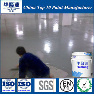 Hualong Epoxy Floor Paint for Middle Coating pictures & photos