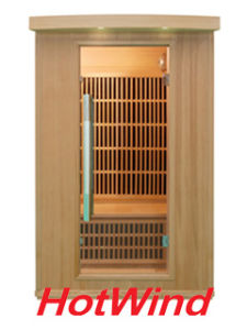 2015 Hemlock Far Infrared Sauna Room with Ceramic Heater Sauna Room Factory pictures & photos