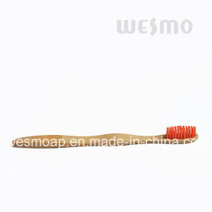 Eco-Friendly Bamboo Toothbrush (WBB0871F) pictures & photos