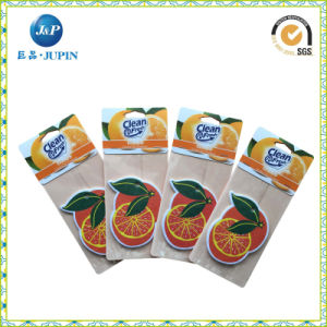 Fruit Fragrance Paper Air Freshener (JP-AR043) pictures & photos