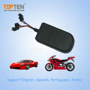 Auto GPS Tracker with Shock Sensor for Power Saving, Triggering Alarm Gt08-Ez pictures & photos