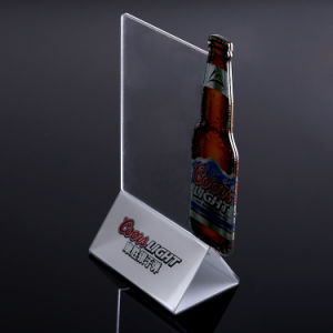 Acrylic Menu Stands, Acrylic Manu Holder, Acrylic Sign Holder pictures & photos