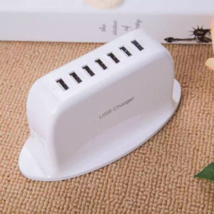 7 USB Multi-Port Charger with Us/EU/UK/Au Plug pictures & photos