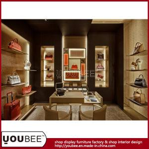 New Arrival Ladies′ Handbag Display Fixtrues for Brand Handbag Shop Design pictures & photos