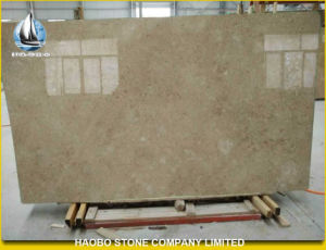 Polished Cappuccino Beige Marble Slabs pictures & photos
