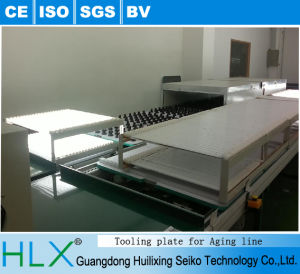 Tooling Plate/Working Plate for LED Lamp Assembly Line pictures & photos