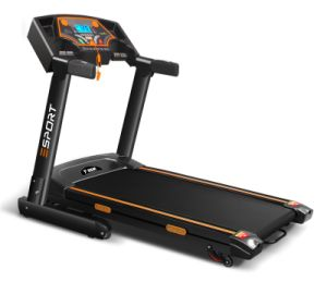 1.5HP Fitness Running Machine, Motorized Treadmill pictures & photos