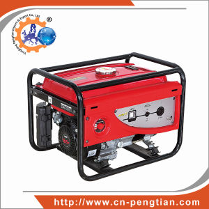 2500-A02 Portable Petrol Gasoline Generator (2KW-2.8KW) pictures & photos