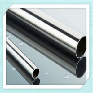 316L 304 201 Stainless Steel Pipe Tube