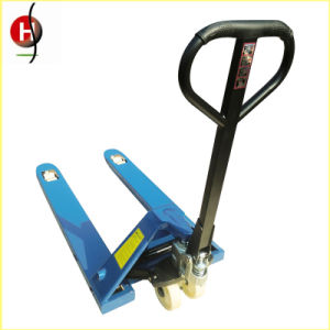 CE Standard Hydraulic Hand Pallet Truck pictures & photos