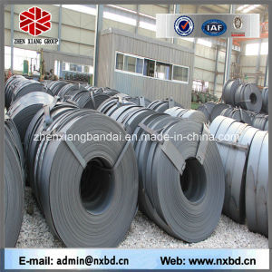 China Tianjin Black Iron A36 Ss400 Cold Rolled Steel Coil Size pictures & photos