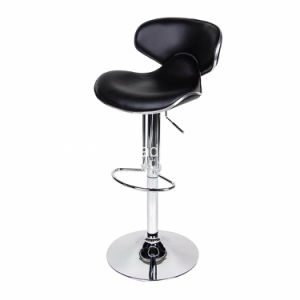 New Modern Adjustable Synthetic Leather Swivel Bar Stools Chairs-Sets Zs-1019 pictures & photos