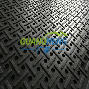 Industrial Anti-Slip Rubber Garage Floor Mat, Anti-Fatigue Kitchen Rubber Matting, Outdoor Rubber Flooring pictures & photos