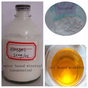 Anabolic Steroid Powder Winstrol for Muscle Gain CAS: 10418-03-8 pictures & photos