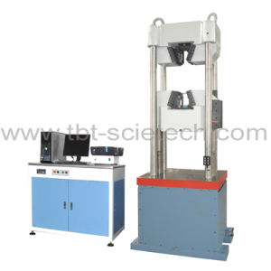 Universal Testing Machine with PC&Servo Control pictures & photos