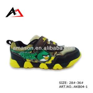 Sports Printing Kids Shoes Manufacturers for Children (AKB04-1) pictures & photos