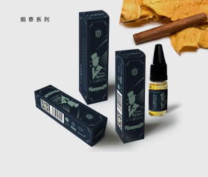 Yuxi E-Liquid Vaporizer E Juice Ecig Refill Oil Juice pictures & photos