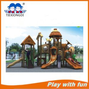Preschool Used Playground Equipment Outdoor for Sale pictures & photos