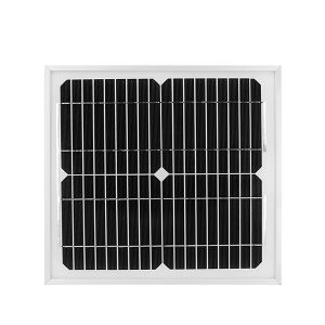 18V 10W Monocrystalline Solar Power System Panel PV Module pictures & photos