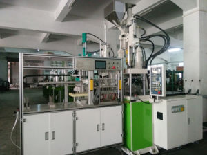 Dental Floss Pick Hydraulic Plastic Injection Molding Machine Automatic Line pictures & photos