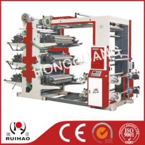 Six Color Flexographic Printing Machine (YT Series) pictures & photos