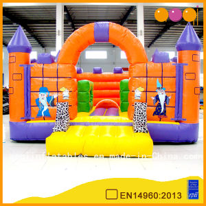 Aoqi Design Inflatable Fun City with Bouncer Room (AQ550) pictures & photos