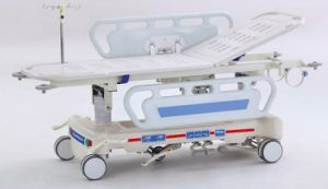 Luxurious Hydraulic Medical Stretcher for Emergency with CE ISO FDA pictures & photos