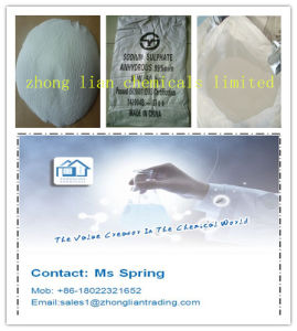 Industrial Grade Sodium Sulphate Anhydrous Na2so4 99% Min for Detergent pictures & photos