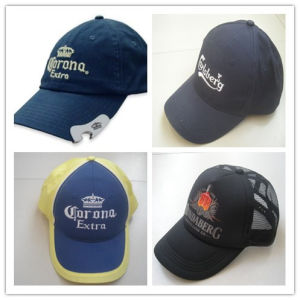 Promotional Cotton Baseball Cap with High Quality pictures & photos