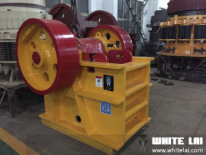 China OEM Rock Stone Jaw Crusher pictures & photos