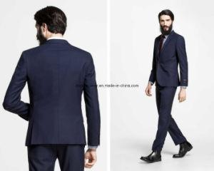 Elegance Bespoke 100% Wool Men Suit pictures & photos