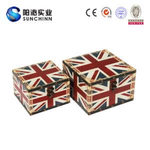 Carvas London Dresser Wooden Box for Gift