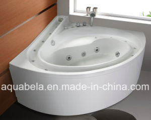 LED Lights Luxuary Comfortable Sanitary Ware Jacuzzi&Massage Bathtubs (JL820) pictures & photos
