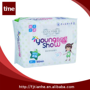 Lady Super Soft Wingless Sanitary Napkins pictures & photos