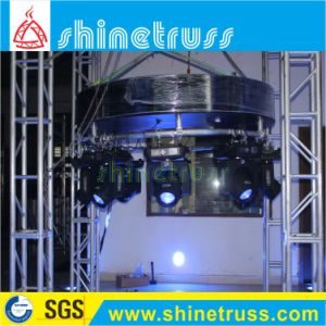 Shine Truss Design Modular LED Display Truss Rotating Truss pictures & photos