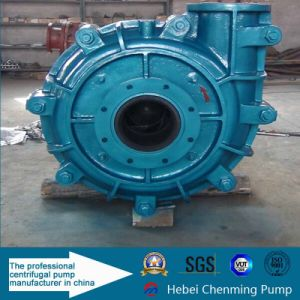 Industrial Electrical Dewatering Centrifugal Solid Slurry Pump pictures & photos