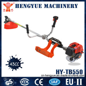 Petrol Power Tool 2-Stroke 43cc Single Cylinder Grass Cutter pictures & photos