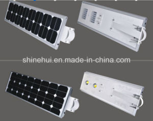 60W Solar LED Street Light with CE RoHS Approved pictures & photos