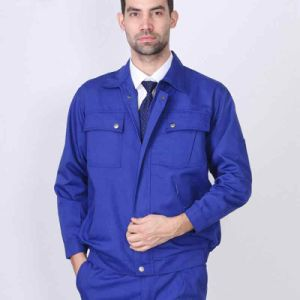 Wholesale Men′s Blue Color Worker Uniform pictures & photos