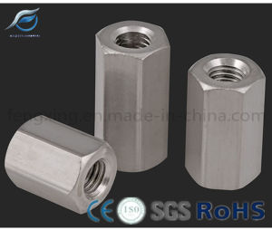 Stainless Steel/Carbon Steel Hex Coupling Long Nut