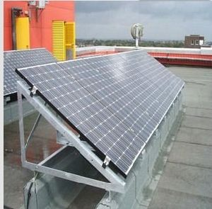 700W 1kw 2kw Home Solar Wind Hybrid System pictures & photos