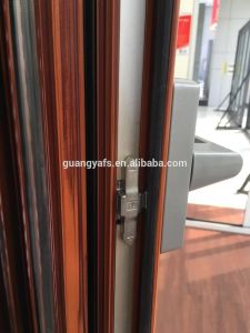 3D Wood Grain Powder Coating Casement Window pictures & photos