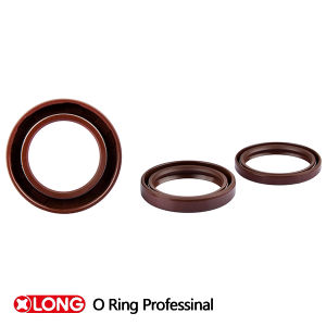 Lip Seal with Spring Used in Cylinder pictures & photos